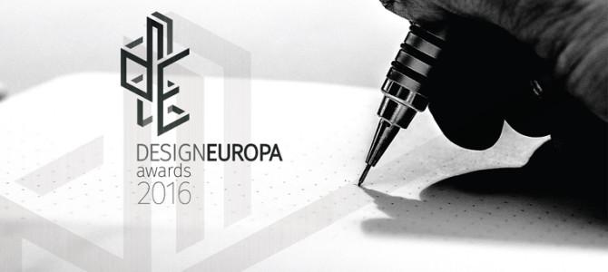 """Via alle candidature per i """"DesignEuropa Awards"""""""