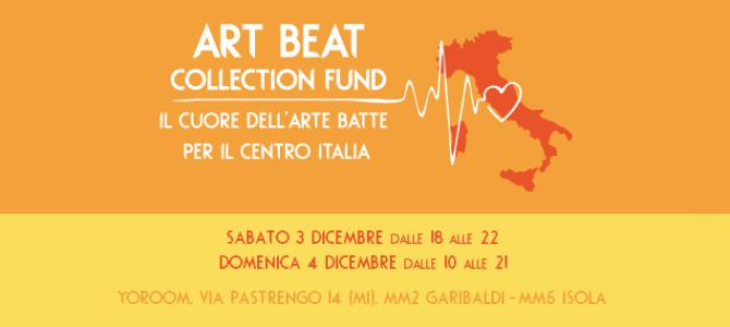 Giovani Artisti uniti per il Centro Italia