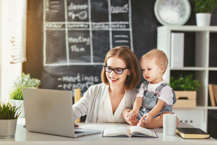 """Lavorare """"fuori ufficio"""" con lo Smart Working è possibile, ecco chi ne ha diritto."""